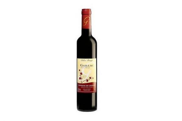 Vente de vins rouges